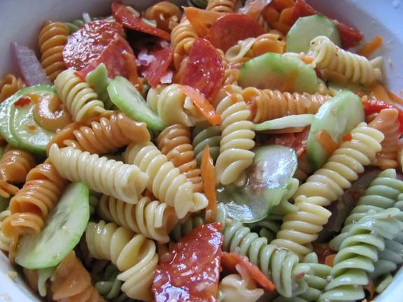 Italian Pasta Salad recipe photo