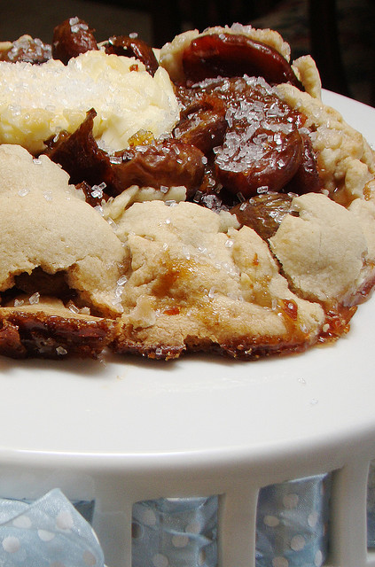Italian Plum Tart Recipe