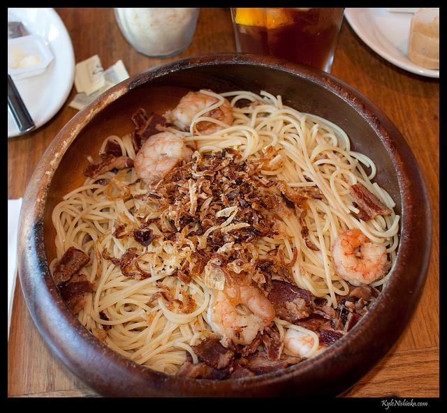 Italian Shrimp Pasta Recipe