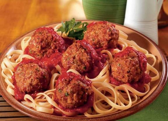 Old Fashioned Italian Meatballs recipe photo