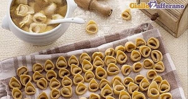 Tortellini (Original Italian Recipe)
