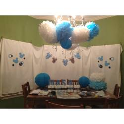 Small Crop Of Baby Shower Backdrop