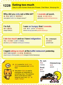 1228-Eating too much