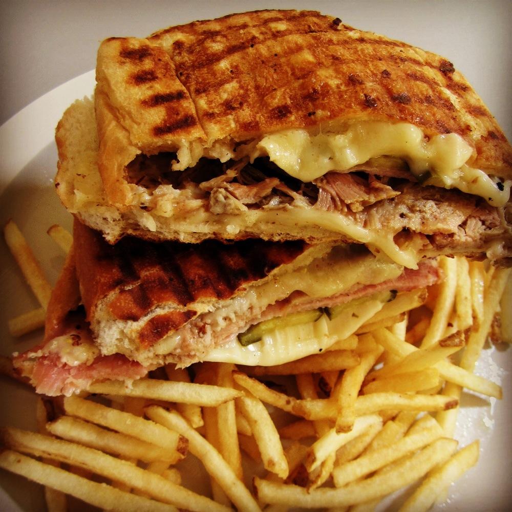 White apron sandwiches dc menu - Fast