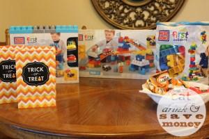 Mega Bloks party favors