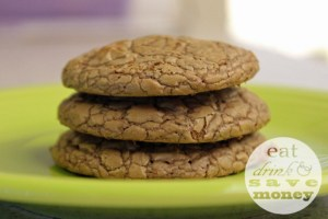 Nestle tollhouse delightfuls chocolate spinach cookie