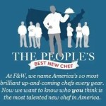 Three Rhode Island Chefs Nominated for The People's Best New Chef 2012