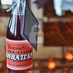 Hemenway's 30th Anniversary Bottled Moxie Manhattan