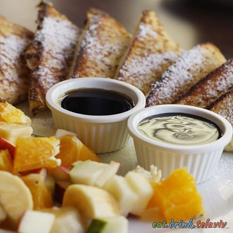 sweet frenchtoast rochela happyhanukkah