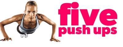 five-push-ups