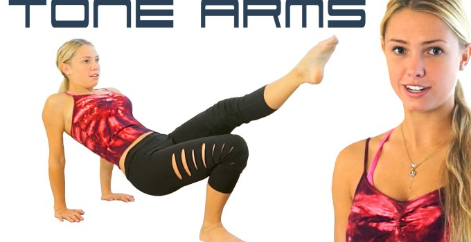 Shed Arm-Fat in 15 Minutes