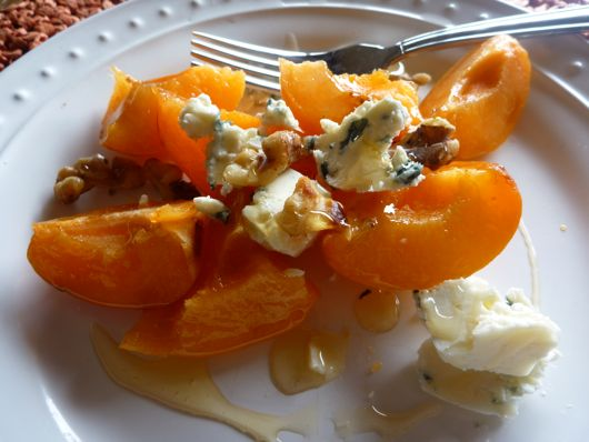 apricot salad recipe