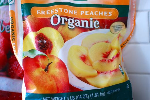 how to freeze fresh fruit
