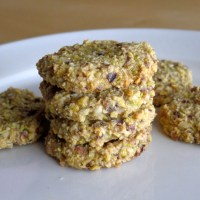 cashew pistachio cookies (gluten-free and vegan)- the minimalist's choice
