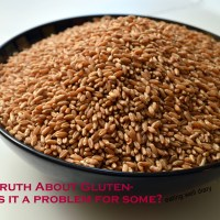 The Truth About Gluten- Why Is it A Problem For Some People?