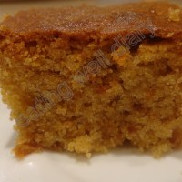 whole wheat apricot, carrot and orange cake