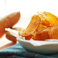 Homemade Tater Chips