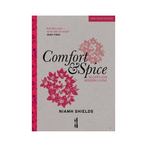 Comfort & Spice - my cookbook! Win one of 5 signed copies.