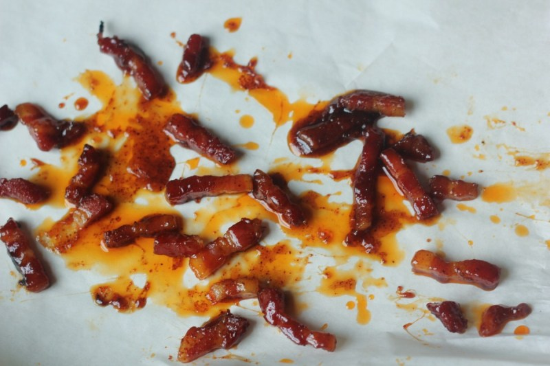 Chipotle & Brown Sugar Candied Bacon