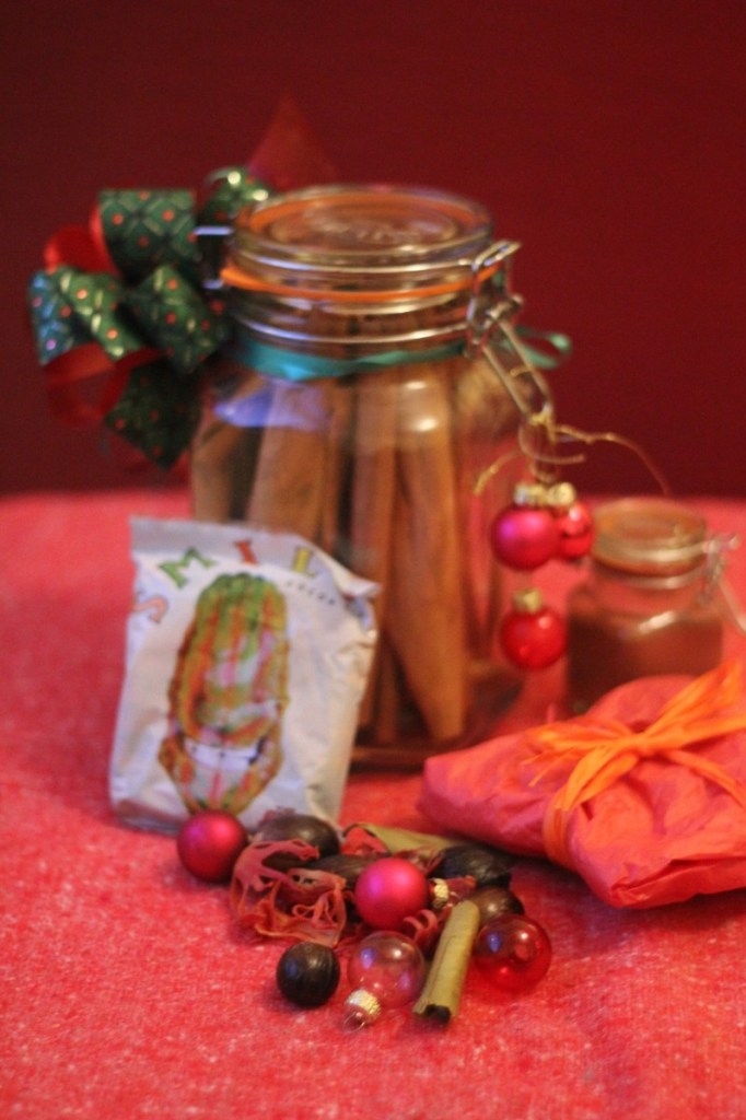 Christmas Spices & Cocoa from Grenada