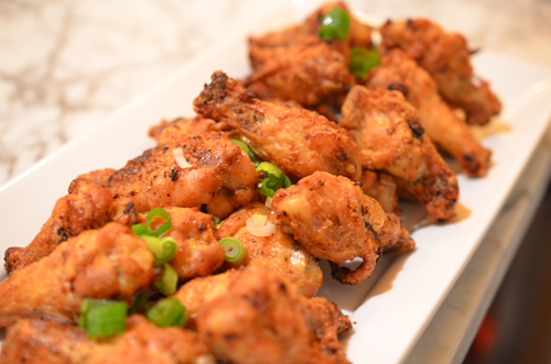 Paleo Crispy Restaurant Style Buffalo Chicken Wings