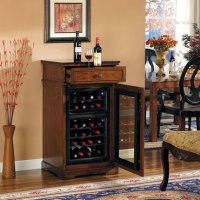 Win a Madison Thermoelectric Wine Cabinet @twinstarhome #momsnightoff #sponsored