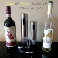 Wine Lover's Set: Reseal And Preserve Your Wine For Later #sponsored @teamkalorik