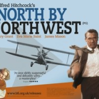 "Alfred Hitchcock's ""North By Northwest"" {1959, Starring Cary Grant} #50FromThe50s"