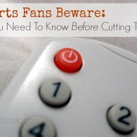 What Sports Fans Need To Know Before Cutting The Cord