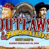 Country Music Hall Of Fame Announces Next Exhibit: Outlaws And Armadillos