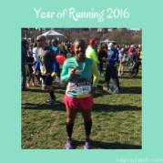 Eat Pray Run DC Year of Running 2016