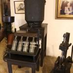 Antique Wine Bottling Machine