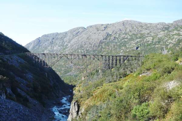 White Pass Railway and Historic City Highlights