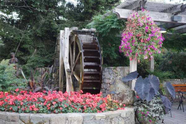Waterwheel Square