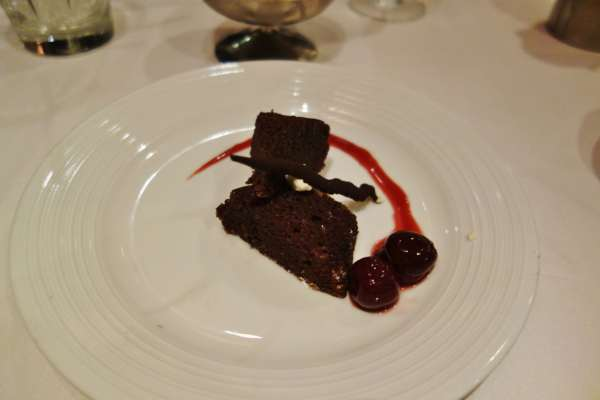 Cake 1 Enchantment of the Seas Review