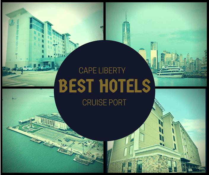 Best Hotels Near Cape Liberty Cruise Port