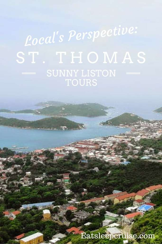 Local's Perspective on St. Thomas for Cruisers