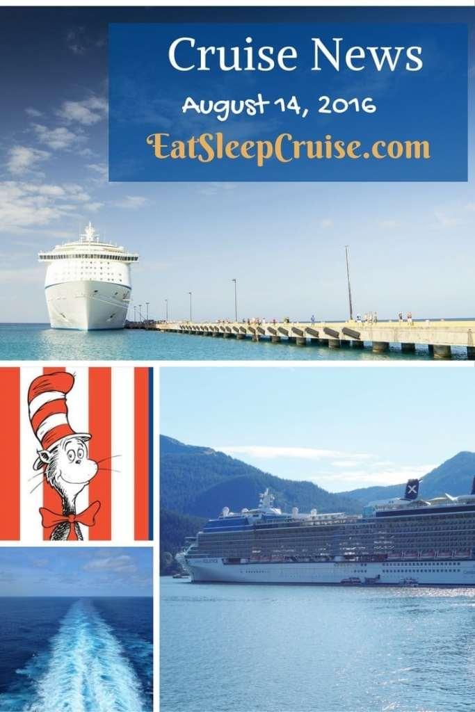 Cruise News August 14