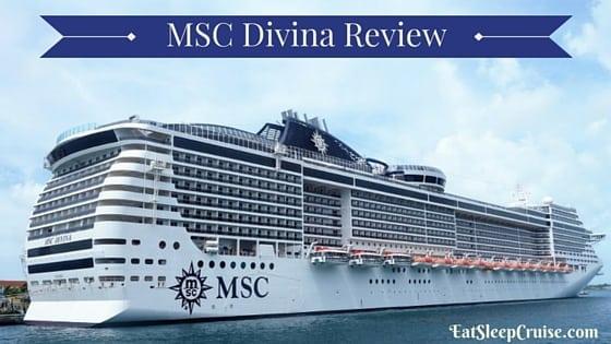 MSC Divina Review