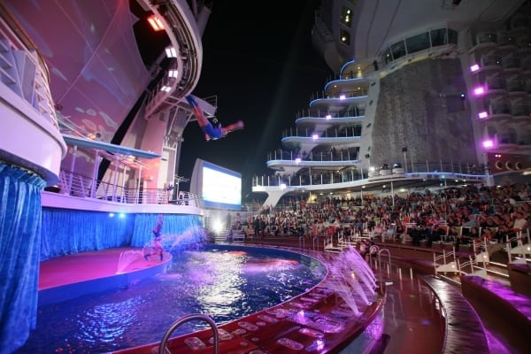Oasis of the Seas Cruise