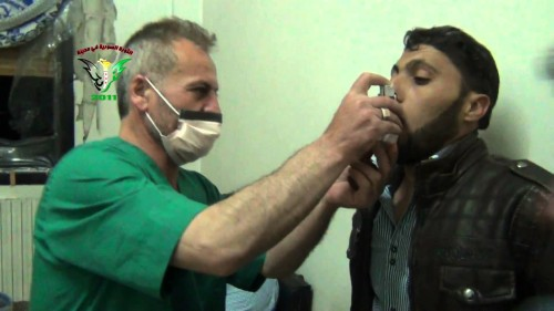 Syria: More Regime Chemical Attacks in Hama Province on Friday?