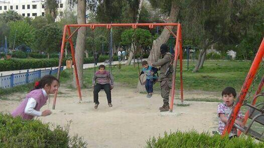 ISIS CHILDREN SWING