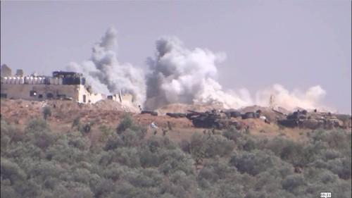 ATTACK AL-HAMIDIYA