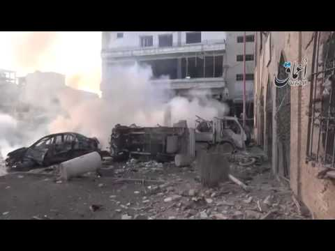 """Syria Daily: """"At Least 90 Killed"""" in Regime Airstrikes on Raqqa"""