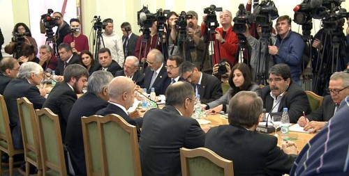SYRIA MOSCOW CONFERENCE