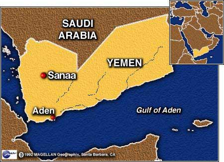 Yemen Feature SaudiLed Coalition Starts Ground Operations in Aden