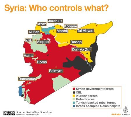 SYRIA MAP 11-17