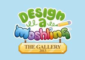 Moshi Monsters 'Design a Moshling' Exhibition