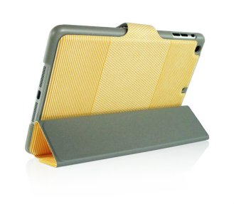 ZuGadgets Texture Premium Leather Case for Apple iPad Mini