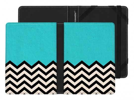 Caseable Follow the Sky Kobo Touch Cover